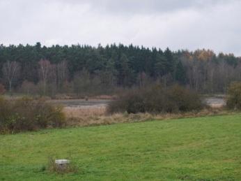 cc Stiftung Zuhören / Der See, in dem die KZ-Häftlinge ihre Wäsche waschen mussten.
