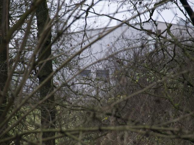 cc Stiftung Zuhören / Der Schweinemastbetrieb, der auf einem Teil des Geländes des ehemaligen KZ liegt