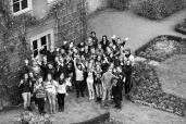 cc Stiftung Zuhören / Gruppenfoto zur Erinnerung an eine besondere Woche