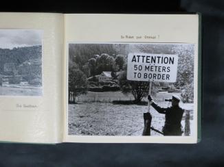 cc Stadtarchiv Hof / An der Grenze zur DDR bei Rudolphstein