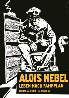 Alois Nebel cc Literaturhaus Stuttgart